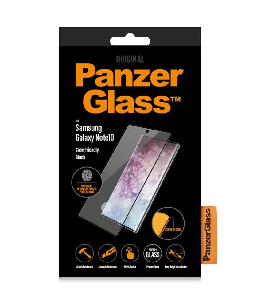PanzerGlass Case Friendly Screenprotector Samsung Galaxy Note 10