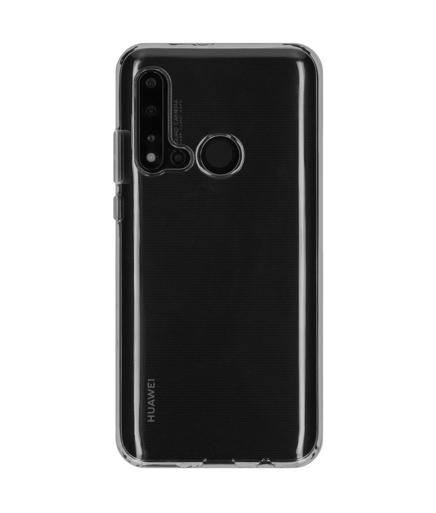 Accezz Clear Backcover Huawei P20 Lite (2019) - Transparant