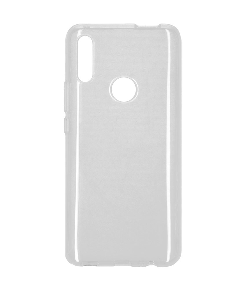 Accezz Clear Backcover Huawei P Smart Z - Transparant