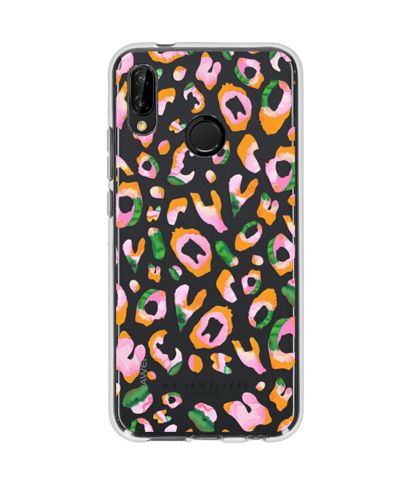 My Jewellery Design Backcover Huawei P20 Lite