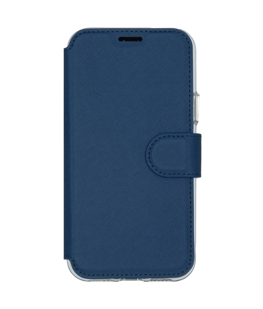 Accezz Xtreme Wallet Booktype iPhone 11 Pro - Blauw