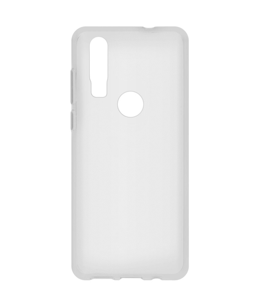 Softcase Backcover Motorola One Action