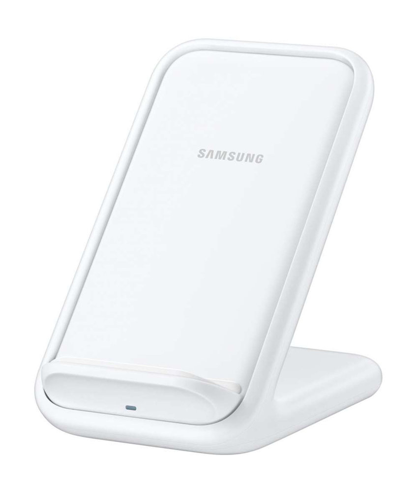 Samsung Fast Charge Wireless Charger Stand - Wit