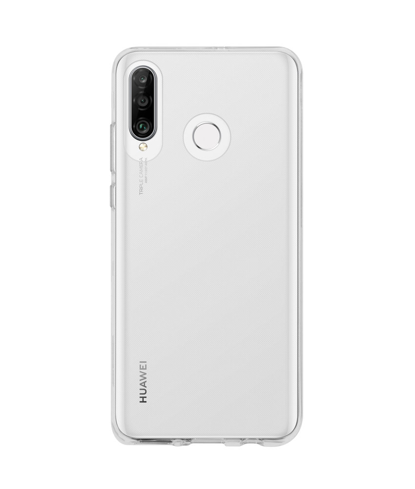 Softcase Backcover Huawei P30 Lite