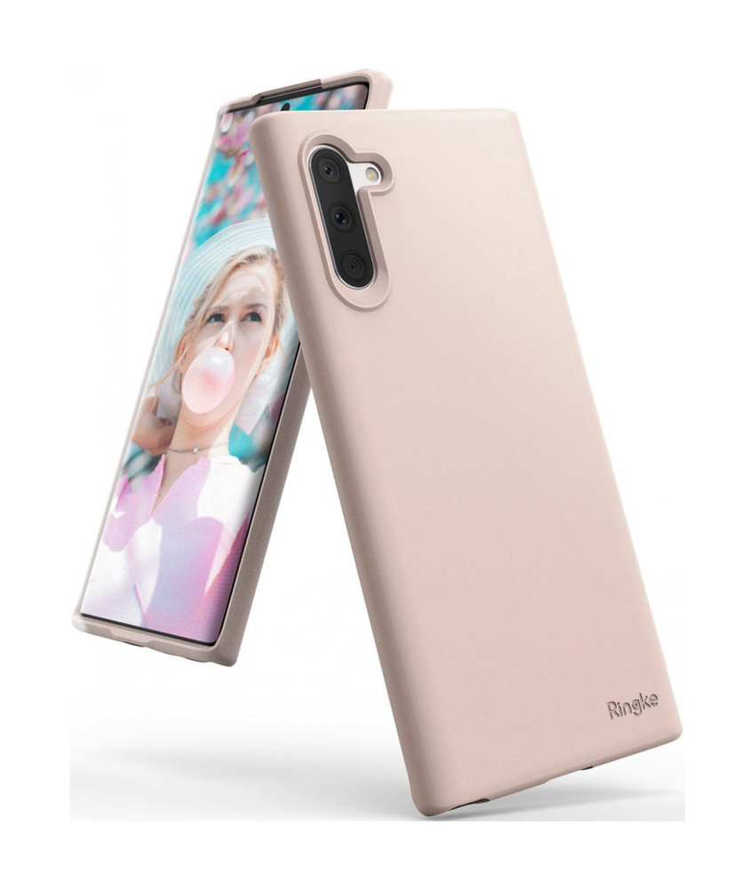 Ringke Air S Backcover Samsung Galaxy Note 10 Plus - Roze