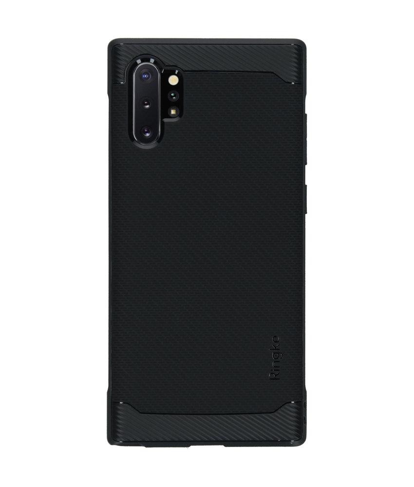 Ringke Onyx Backcover Samsung Galaxy Note 10 Plus - Zwart