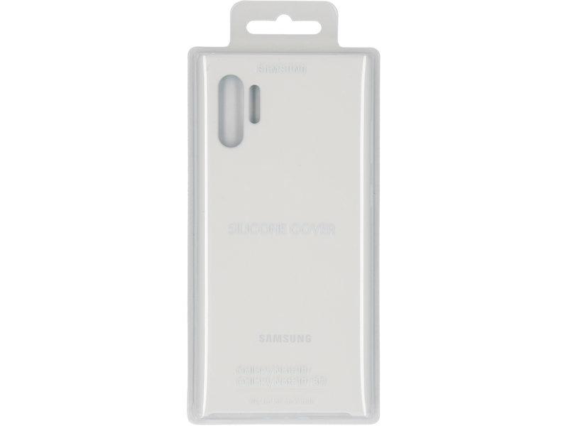 Samsung Galaxy Note 10 Plus hoesje - Samsung Silicone Backcover voor