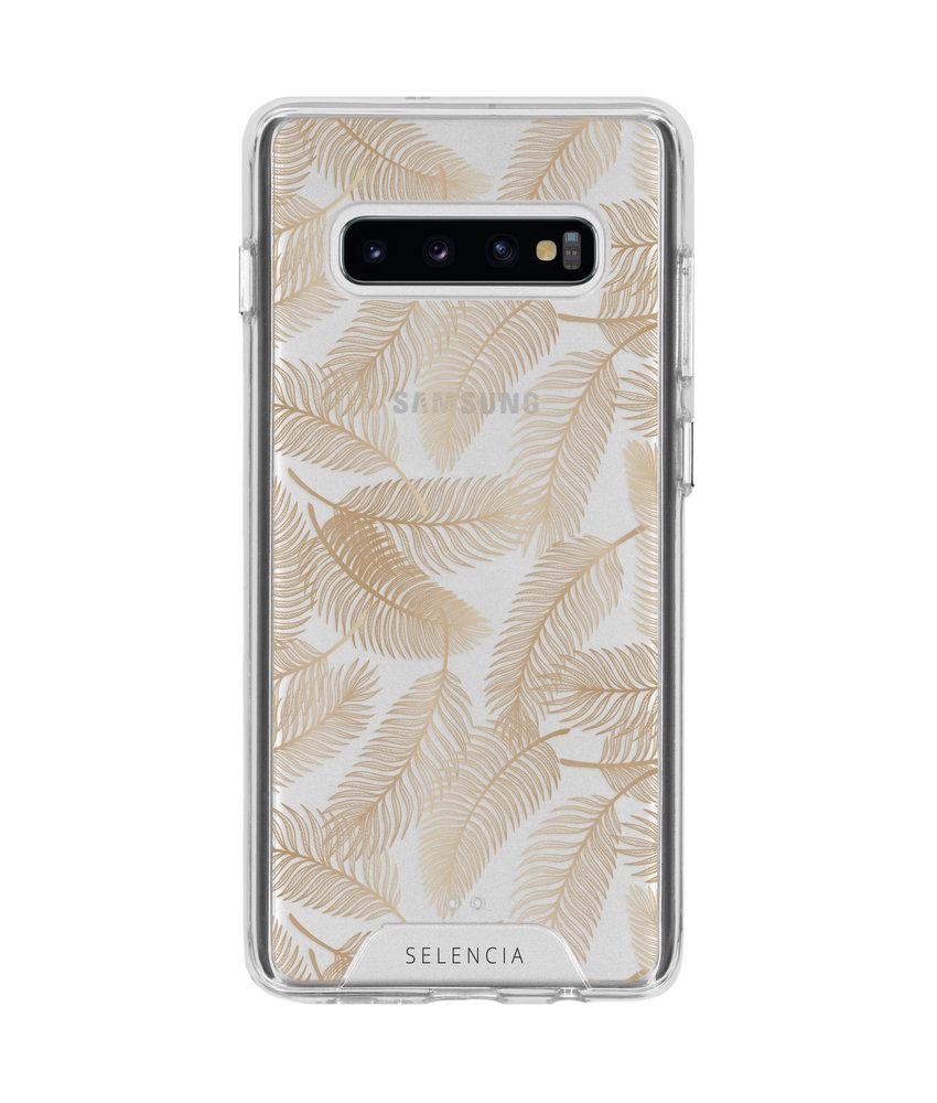 Selencia Design Impact Backcover Samsung Galaxy S10