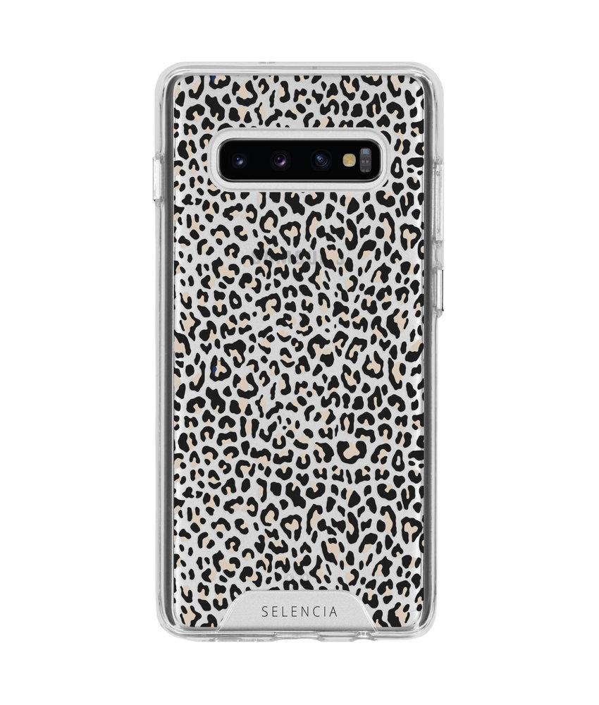 Selencia Design Impact Backcover Samsung Galaxy S10 Plus