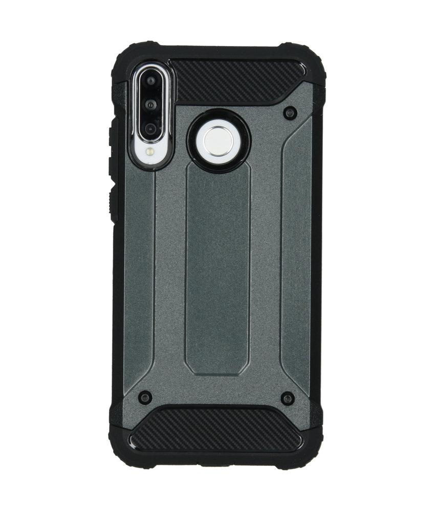 iMoshion Rugged Xtreme Backcover Huawei P30 Lite - Zwart