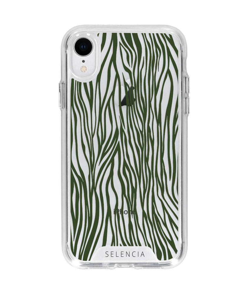 Selencia Design Impact Backcover iPhone Xr