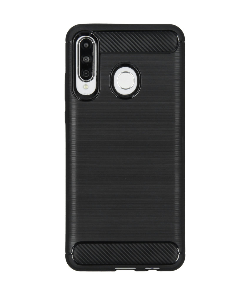 Brushed Backcover Huawei P30 Lite