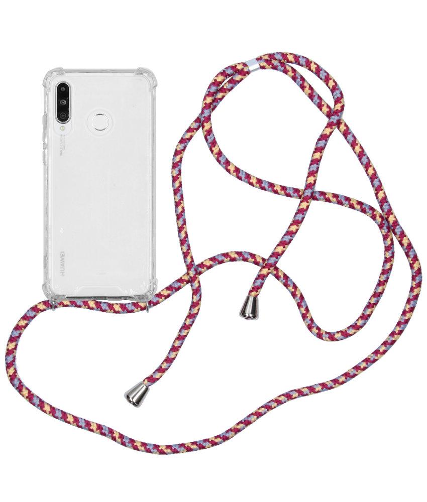 iMoshion Backcover met koord Huawei P30 Lite - Paars