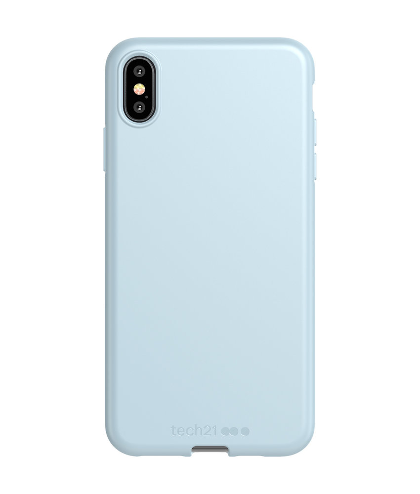 Studio Colour Antimicrobial Backcover iPhone Xs Max - Let Off Steam