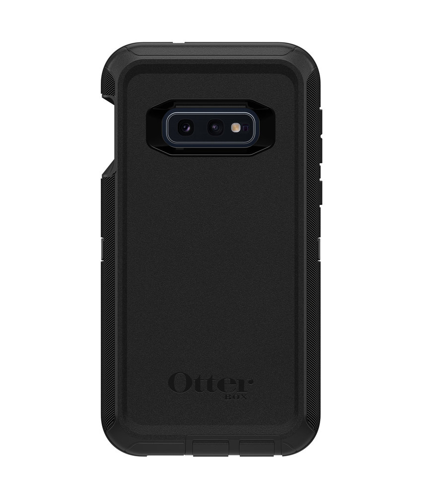 OtterBox Defender Rugged Backcover Samsung Galaxy S10e - Zwart