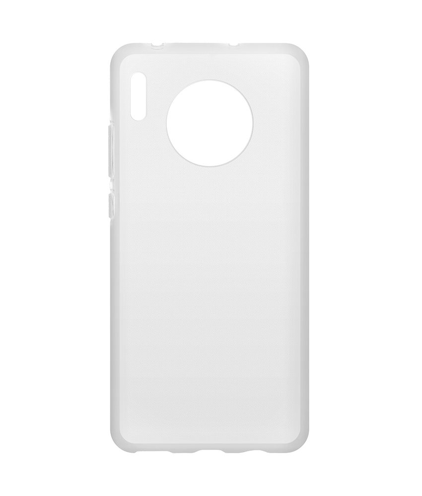 Accezz Clear Backcover Huawei Mate 30 - Transparant