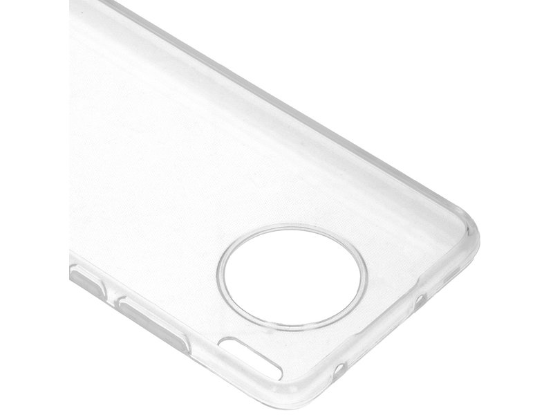 Huawei Mate 30 hoesje - Accezz Clear Backcover voor