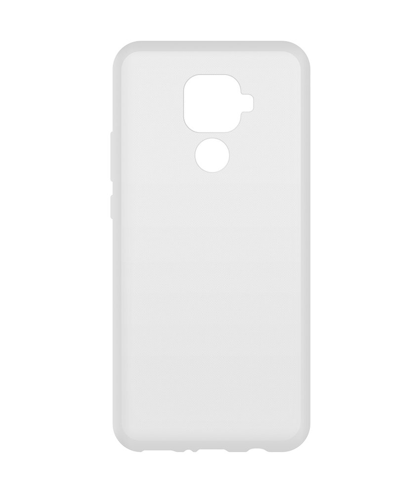 Accezz Clear Backcover Huawei Mate 30 Lite - Transparant
