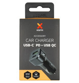 Xtorm USB-C Power Delivery Car Charger