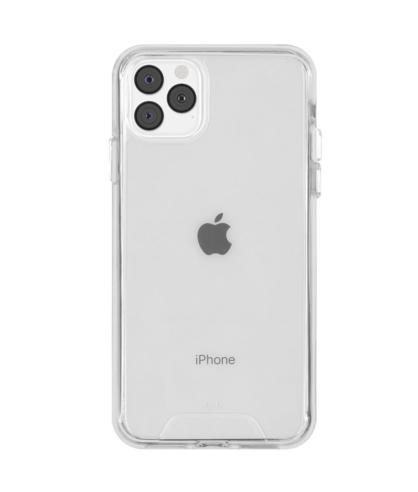 Accezz Xtreme Impact Backcover iPhone 11 Pro Max - Transparant