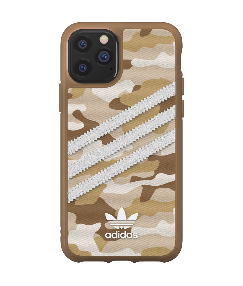 adidas Originals Samba Backcover iPhone 11 Pro - Camo Goud