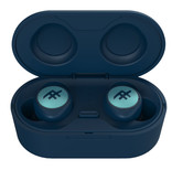 iFrogz AirTime Wireless Earbuds met oplaadcase - Blauw