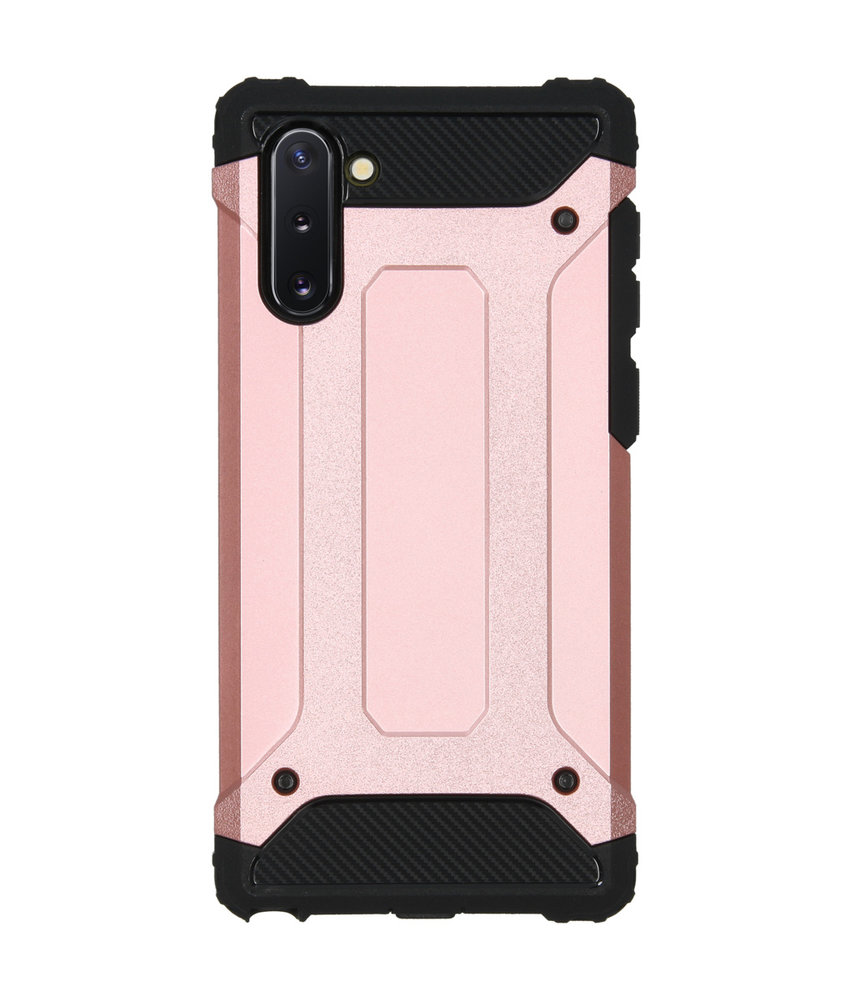 iMoshion Rugged Xtreme Backcover Samsung Galaxy Note 10 - Rosé Goud