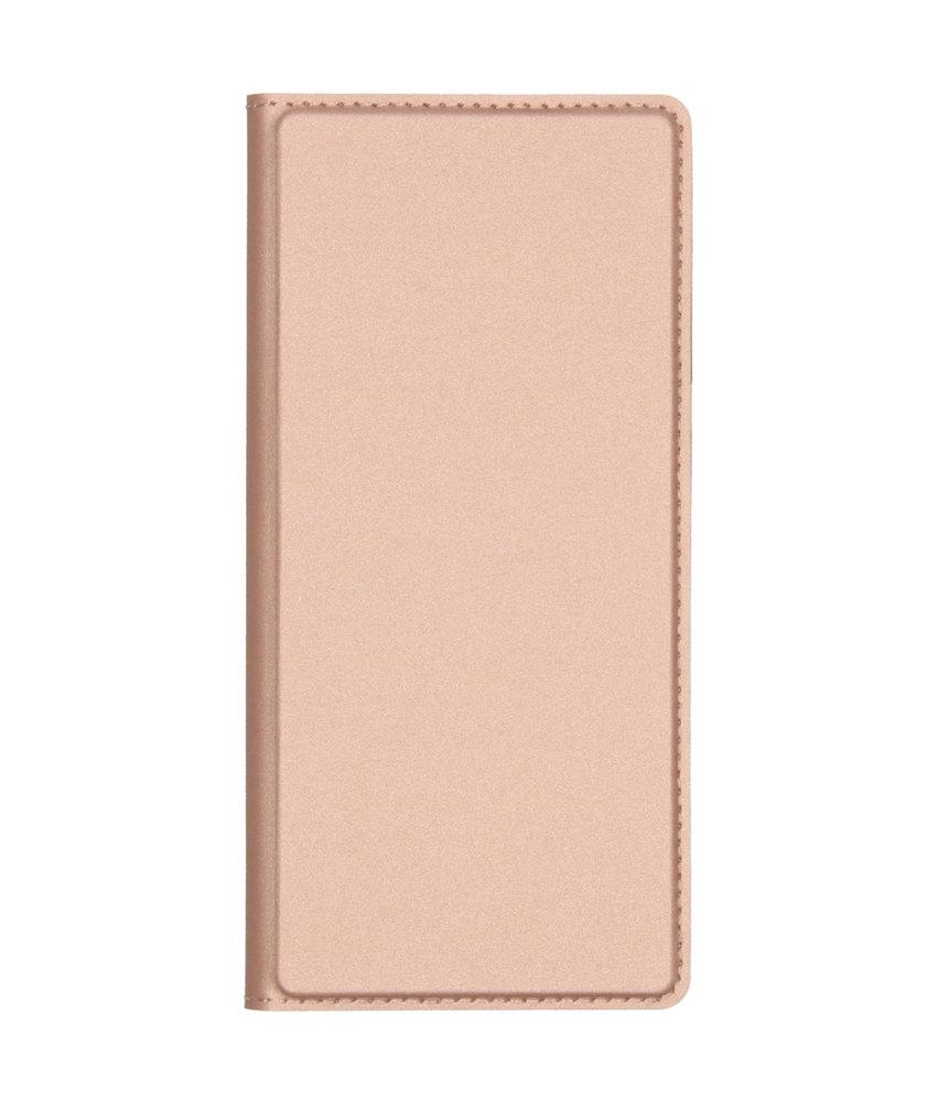 Dux Ducis Slim Softcase Booktype Huawei Mate 30 Pro - Rosé Goud