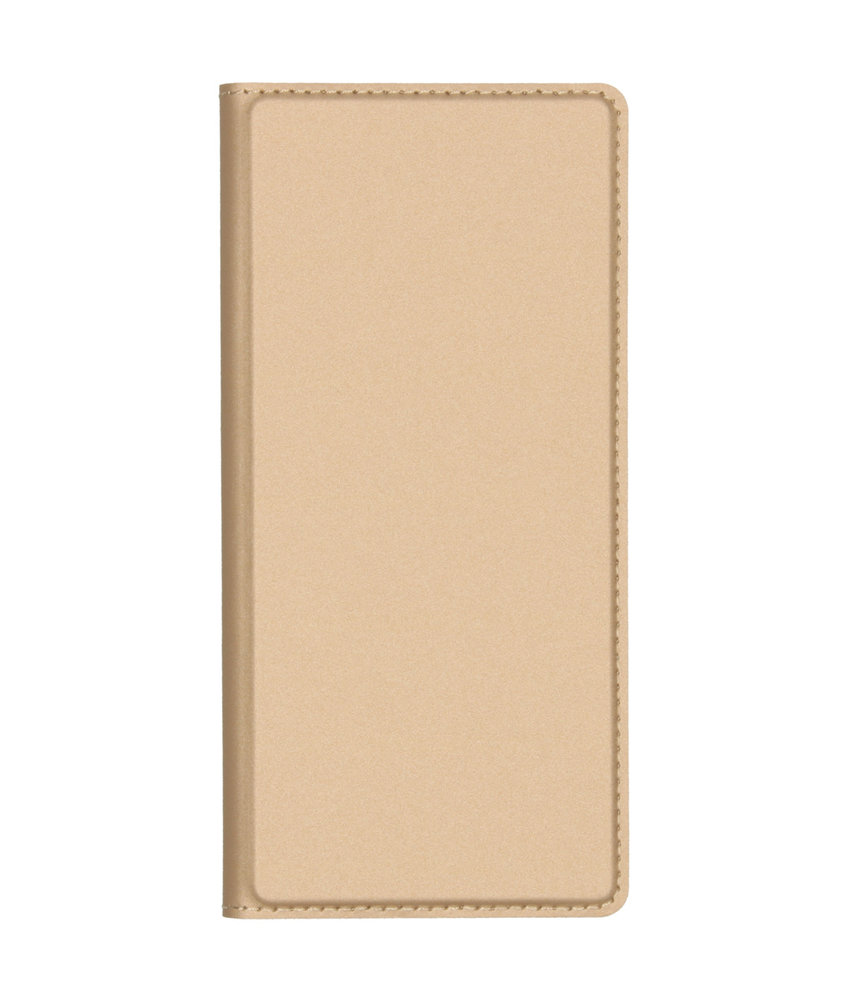 Dux Ducis Slim Softcase Booktype Huawei Mate 30 Pro - Goud