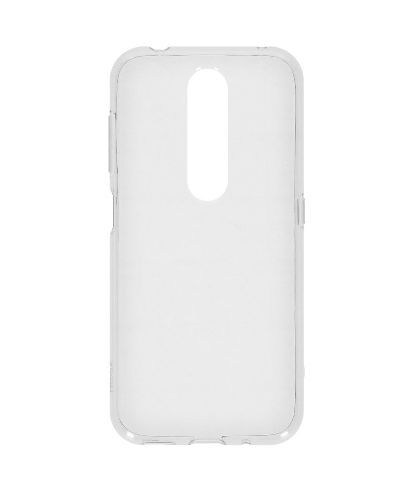 Nokia Clear Backcover Nokia 4.2 - Transparant