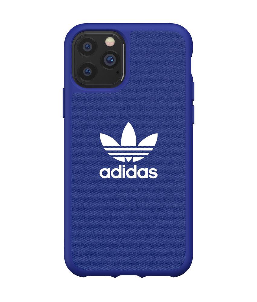adidas Originals Adicolor Backcover iPhone 11 Pro - Blauw