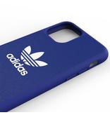 adidas Originals Adicolor Backcover voor de iPhone 11 Pro - Blauw