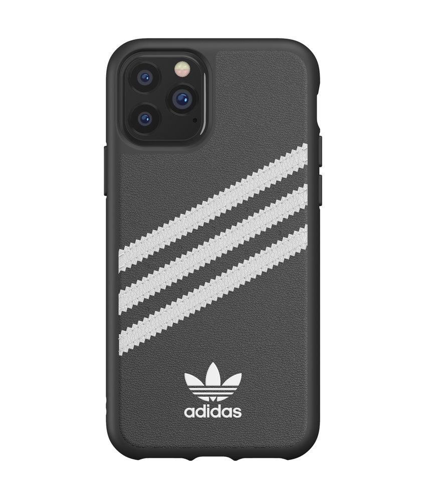 adidas Originals Samba Backcover iPhone 11 Pro - Zwart / Wit