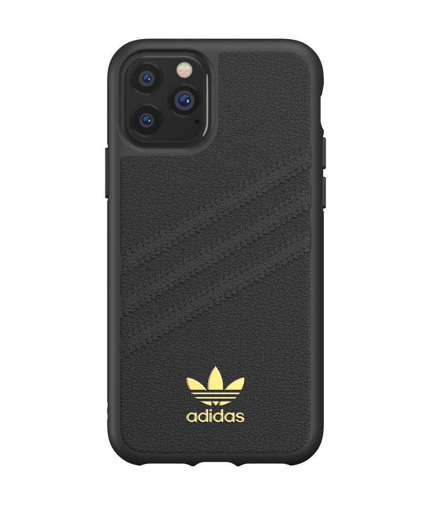 adidas Originals Samba Premium Backcover iPhone 11 Pro - Zwart