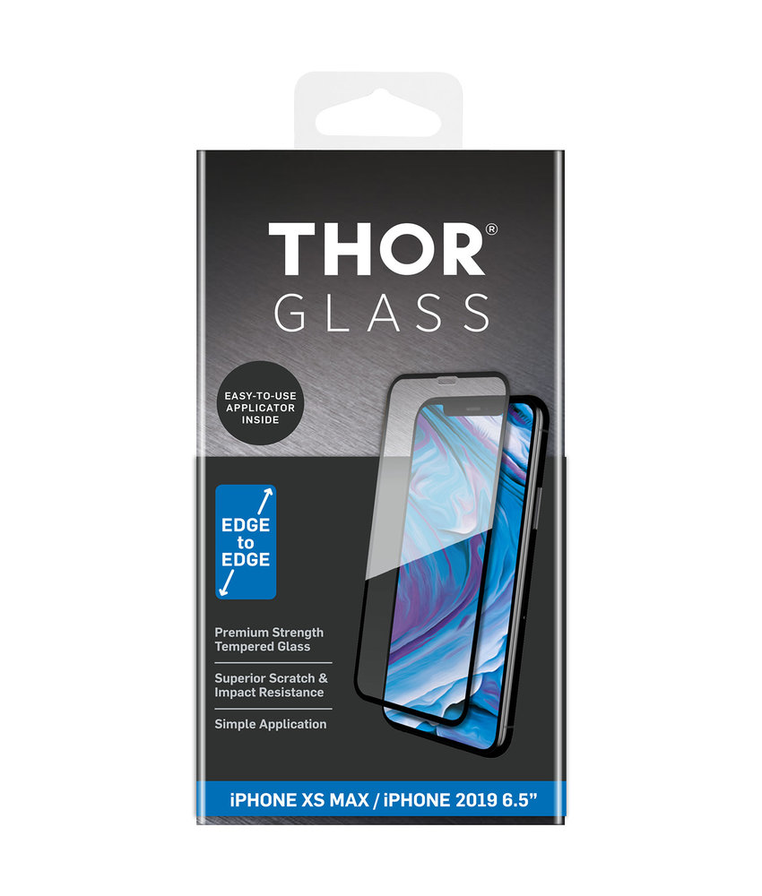 THOR Full Screenprotector iPhone 11 Pro Max / iPhone Xs Max