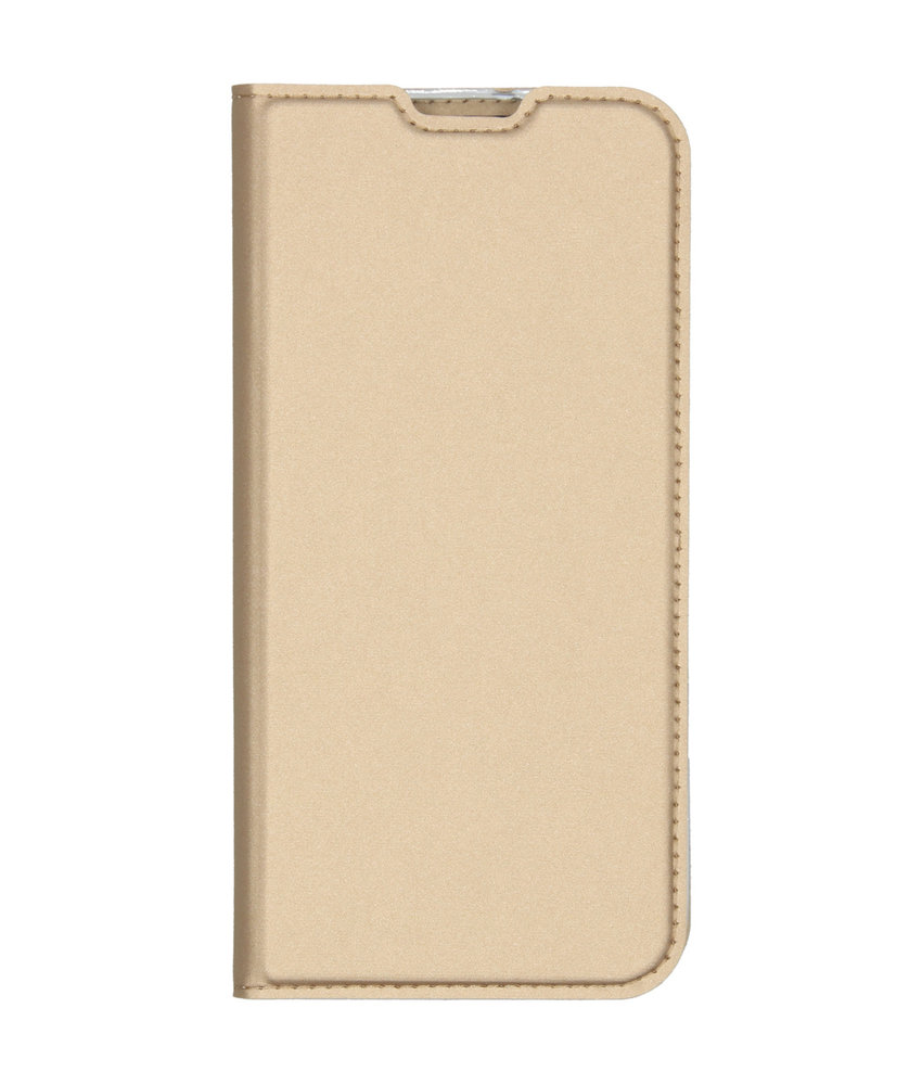 Dux Ducis Slim Softcase Booktype Huawei Mate 30 Lite - Goud