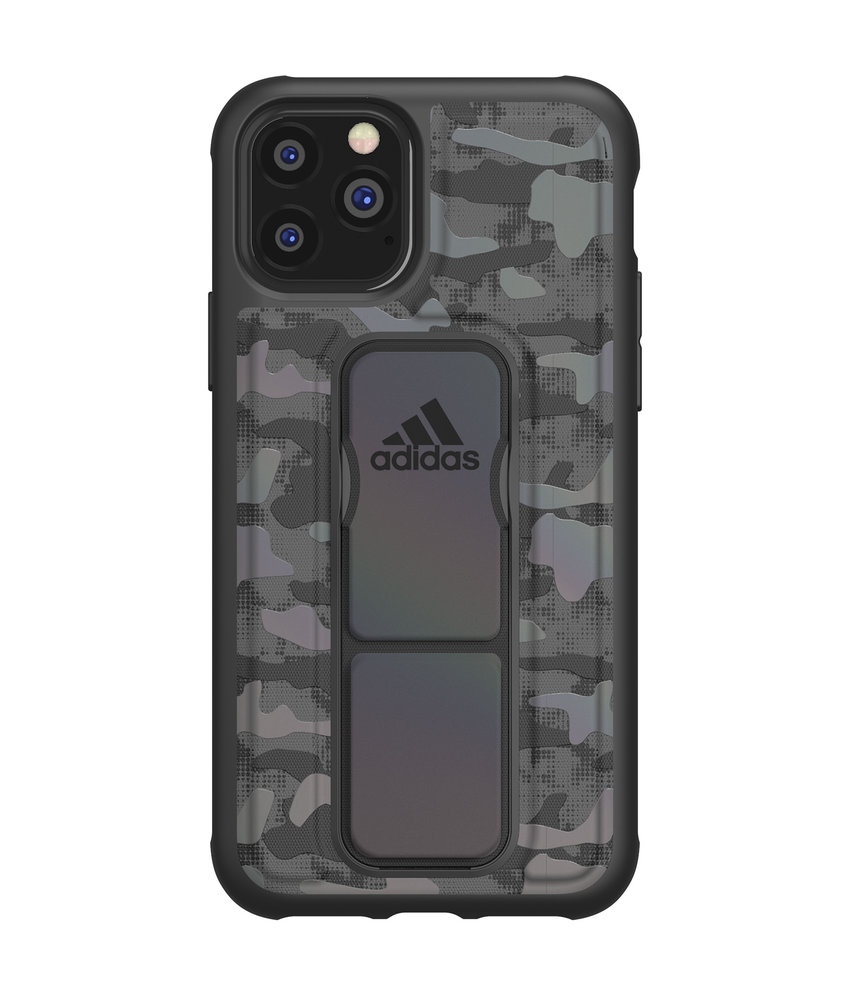 adidas Sports Grip Backcover iPhone 11 Pro - Zwart