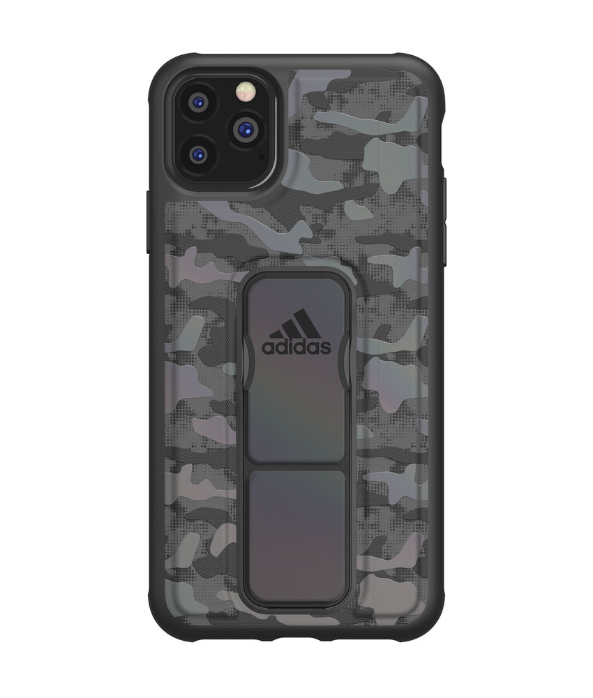 adidas Sports Grip Backcover iPhone 11 Pro Max - Zwart