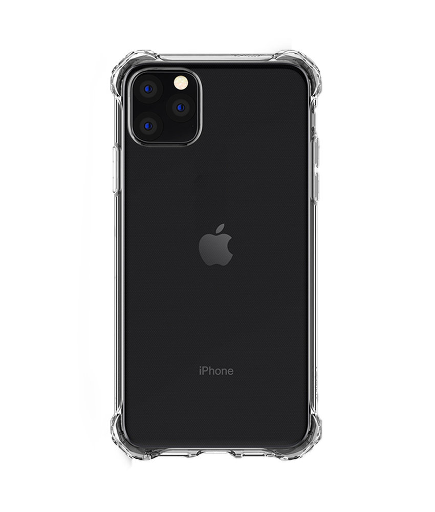 Spigen Rugged Crystal Backcover iPhone 11 Pro - Transparant