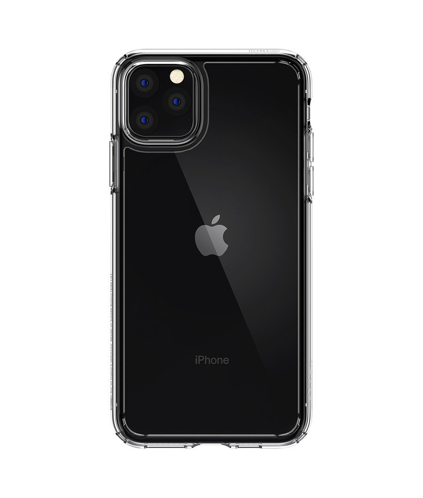 Spigen Ultra Hybrid Backcover iPhone 11 Pro - Transparant