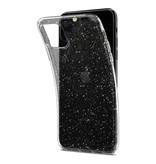 iPhone 11 Pro hoesje - Spigen Liquid Crystal Glitter