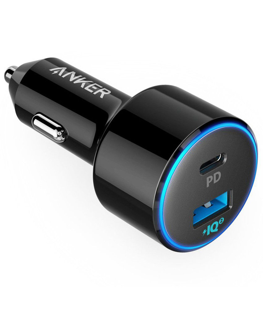 Anker PowerDrive Speed+ 2 Car Charger