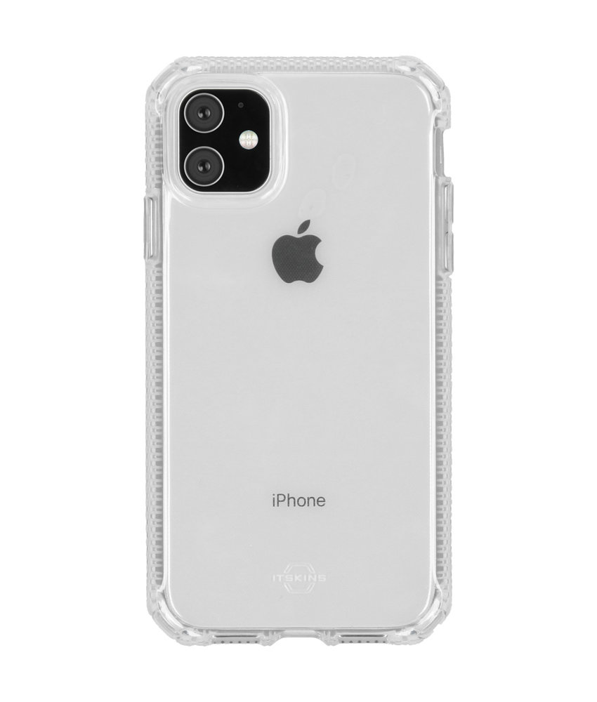 Itskins Spectrum Backcover iPhone 11 - Transparant