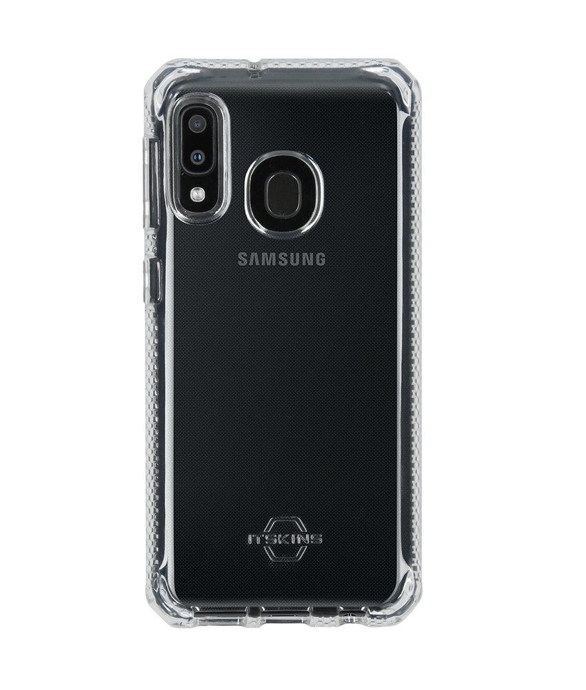 Itskins Spectrum Backcover Samsung Galaxy A20e - Transparant
