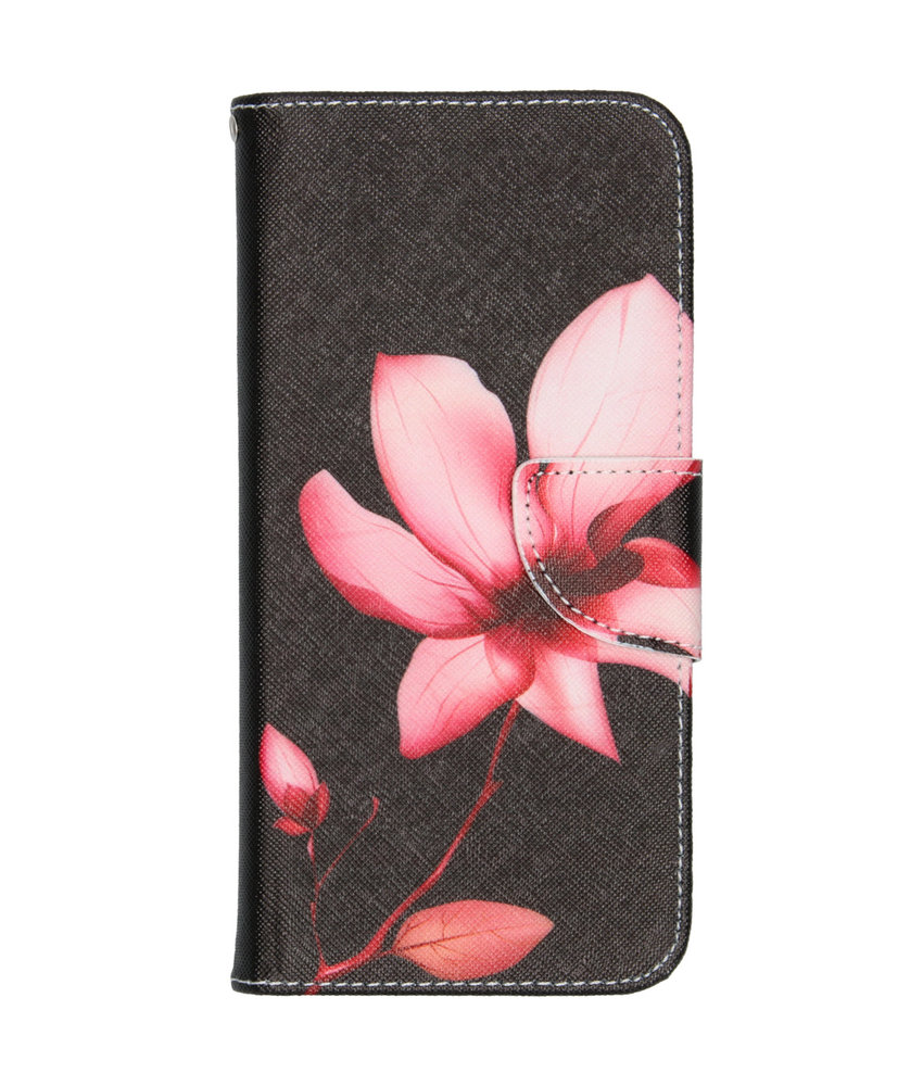 Design Softcase Booktype Huawei Y6 (2019)