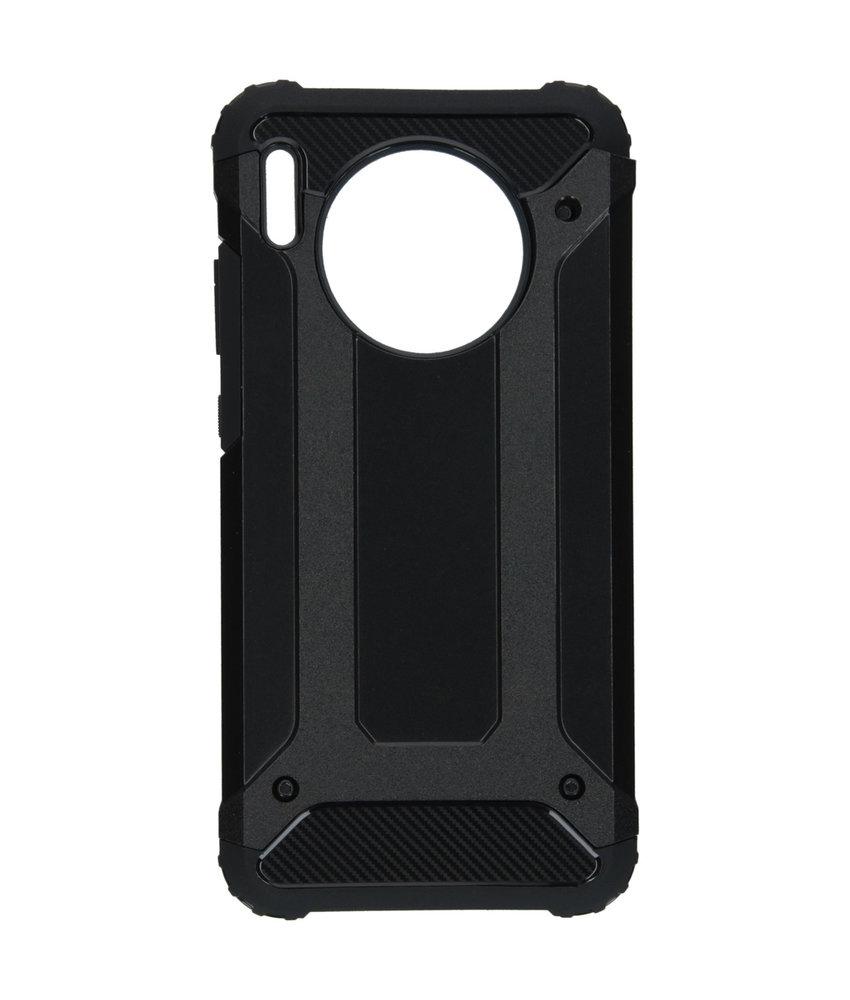 iMoshion Rugged Xtreme Backcover Huawei Mate 30 - Zwart