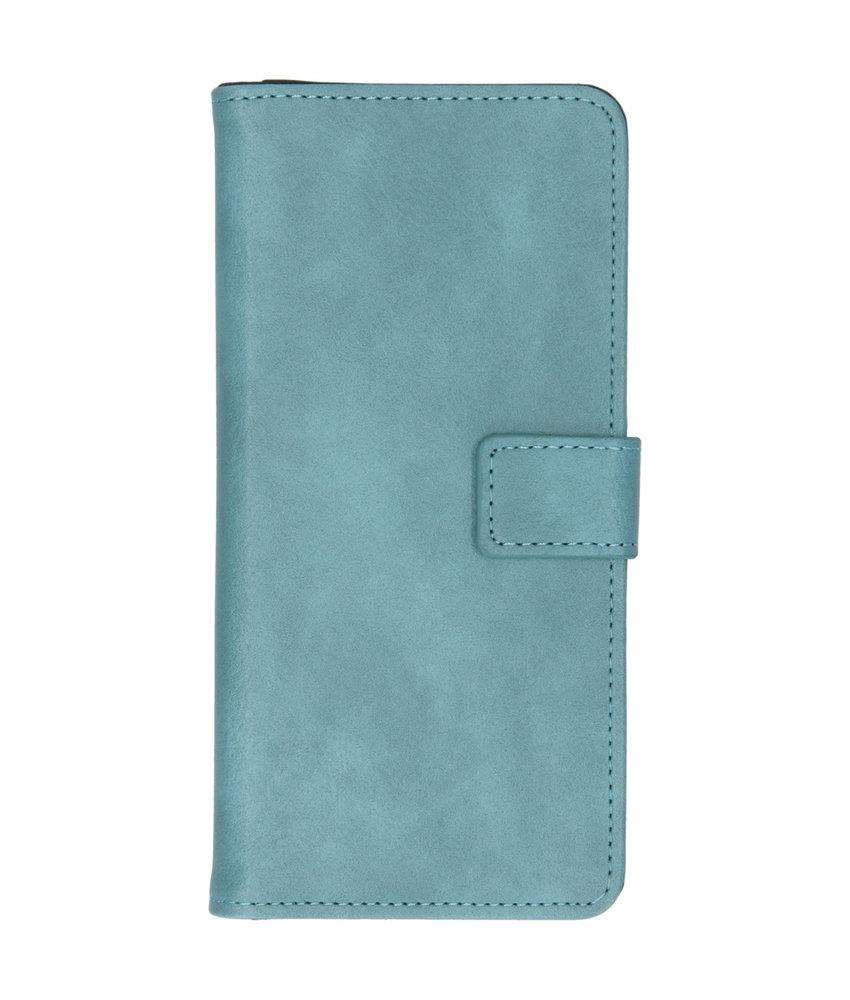 iMoshion Luxe Booktype Samsung Galaxy Note 10 Plus - Lichtblauw