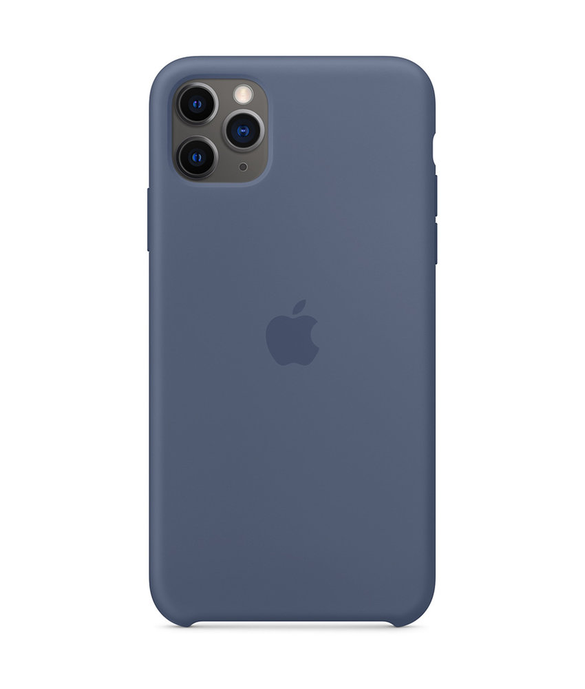 Apple Silicone Backcover iPhone 11 Pro Max - Alaskan Blue