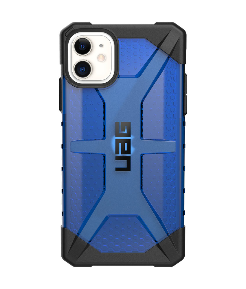 UAG Plasma Backcover iPhone 11 - Cobalt Blue