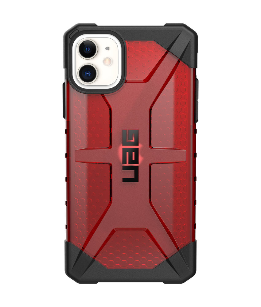 UAG Plasma Backcover iPhone 11 - Magma Red
